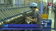 Tháo gỡ khó khăn của các nữ công nhân lao động
