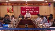 Giao ban trực tuyến Ngành Tổ chức xây dựng Đảng tháng 10