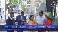 Quảng bá sầu riêng Việt Nam tại thị trường Australia