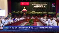 TP Hồ Chí Minh chọn văn hóa làm chủ đề năm 2020