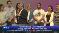 Argentina công bố bộ máy giúp việc cho tân Tổng thống