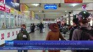 TP.HCM đảm bảo đủ vé xe để người dân về quê đón Tết
