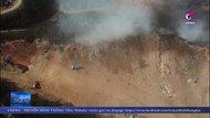 Cháy bãi rác gây ô nhiễm môi trường Đà Lạt