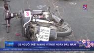 22 người thiệt mạng vì TNGT ngày đầu năm