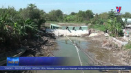 Hạn mặn khốc liệt nhất từ trước đến nay ở Gò Công Đông