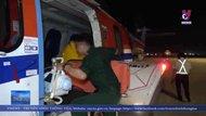 Cấp cứu 2 ngư dân gặp nạn tại Trường Sa