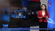 Máy bay Vietnam Airlines va chạm với xe kéo