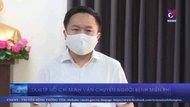 Taxi TP Hồ Chí Minh vận chuyển người bệnh miễn phí