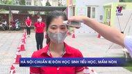 Hà Nội chuẩn bị đón học sinh Tiểu học, Mầm non