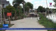 Sạt lở bờ sông diễn biến phức tạp tại Tiền Giang