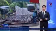 Giông lốc gây thiệt hại tại Trà Vinh