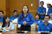 Lãnh đạo TP HCM gặp gỡ cán bộ Đoàn các thời kỳ