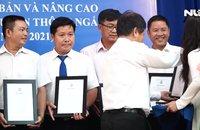 100% học viên Lớp nghiệp vụ Báo chí - truyền thông được cấp giấy chứng nhận