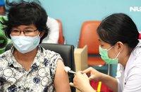 Hơn 80 phóng viên y tế được tiêm vắc xin ngừa Covid-19