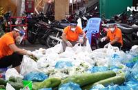 30 tấn nông sản hỗ trợ người dân khu phong tỏa, công nhân khó khăn vượt dịch Covid-19