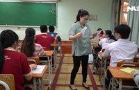 TP HCM: Thí sinh làm thủ tục dự thi tốt nghiệp THPT đợt 1 tại 155 điểm