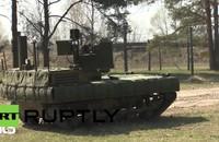 Robot quân sự Nga tham chiến ở Syria