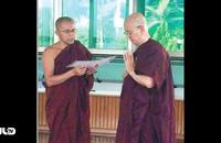 """Cựu tổng thống Myanmar đi  """"tu tập"""""""