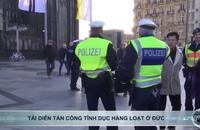Tái diễn tấn công tình dục hàng loạt ở Đức