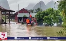 Quảng Bình hỗ trợ người dân vùng bị cô lập