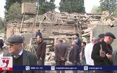 Chiến sự tại Nagorny-Karabakh lại bùng phát