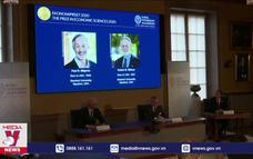 Nobel Kinh tế 2020 vinh danh thuyết đấu giá
