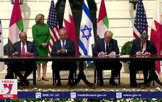 Nội các Israel thông qua thỏa thuận với UAE