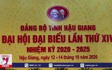 Khai mạc Đại hội Đảng bộ tỉnh Hậu Giang