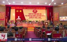 Khai mạc Đại hội Đảng bộ tỉnh Đắk Lắk lần thứ XVII