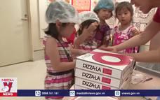 Mô hình giáo dục tài chính với trẻ nhỏ
