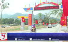 Hiệu quả từ các giải pháp giảm nghèo tại Tuyên Quang
