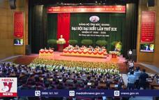 Khai mạc Đại hội Đảng bộ Bắc Giang lần thứ XIX