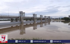 Ninh Thuận khánh thành đập hạ lưu sông Dinh