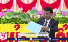 Ông Đặng Xuân Phong đắc cử Bí thư Tỉnh ủy Lào Cai khóa XVI