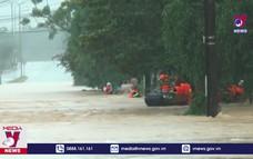 Quảng Trị triển khai khẩn cấp các biện pháp ứng phó mưa lũ