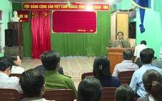 Đồng chí Phạm Minh Chính thăm, động viên người dân vùng Quảng Bình