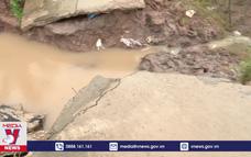 Triều cường dâng cao gây nhiều thiệt hại tại Sóc Trăng