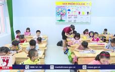 Điều chỉnh dạy chương trình lớp 1 phù hợp với học sinh