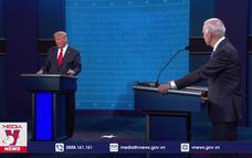 Đánh giá trái chiều về cuộc tranh luận bầu cử Mỹ