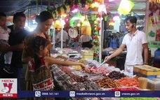 Hội chợ xúc tiến thương mại gắn với lễ hội Ok Om Bok