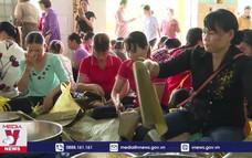 Lòng nhân ái lan tỏa ở Bình Phước hướng về bà con miền Trung