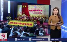 Khai mạc Đại hội Đảng bộ tỉnh Cà Mau lần thứ XVI