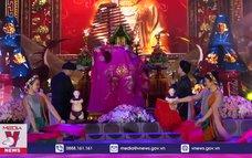 Khai mạc Festival thực hành tín ngưỡng thờ Mẫu Thượng Ngàn