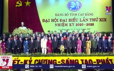 Bế mạc Đại hội Đảng bộ tỉnh Cao Bằng