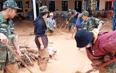 Quảng Trị hỗ trợ 2 xã biên giới bị lũ quét