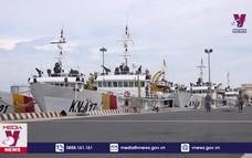 Điều 5 tàu tìm kiếm 26 ngư dân mất tích trên biển