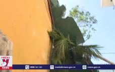 Quảng Ngãi nỗ lực khắc phục thiệt hại sau bão số 9