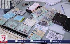Bắt 2 đối tượng trộm cắp tại Đại lễ Hội yến Diêu Trì Cung