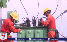 Bình Định khắc phục xong sự cố lưới điện