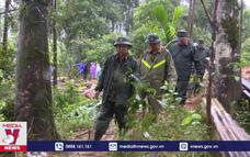 Nỗ lực hoàn tất cứu hộ tại Trà Leng trước bão số 10